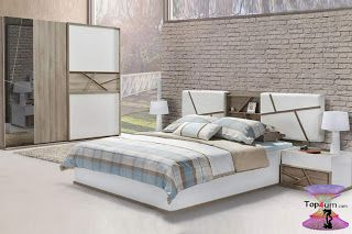احدث كتالوج صور غرف نوم 2021 Bedroom Designs Bed Design Modern Bedroom Furniture Design Bedroom Bed Design