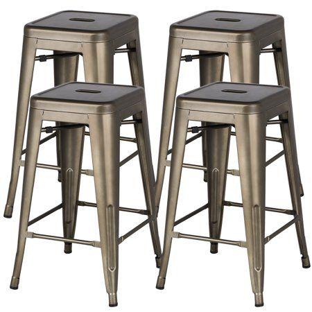 Home Metal Bar Stools Bar Stools Counter Height Bar Stools
