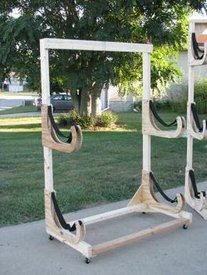 Kayak rack we need this