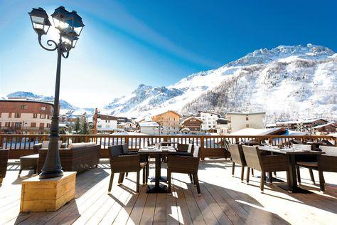 Enjoy apres ski luxury at Le Savoie Hotel & Spa near Tignes