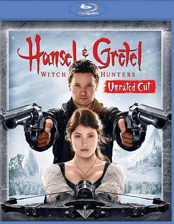 Hansel  Gretel: Witch Hunters (Blu-ray/DVD, 2013, 2-Disc Set) for sale online   eBay