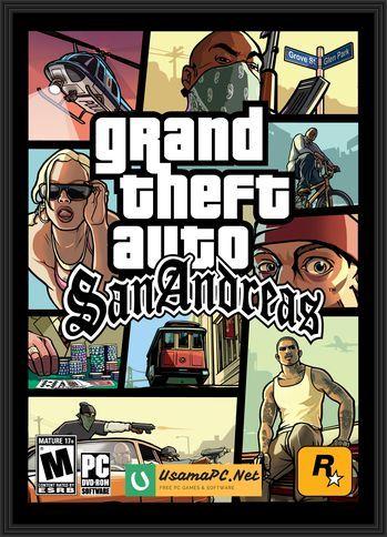 Gta San Andreas Free Download For Pc Full Game San Andreas Game