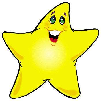بطاقات رسومات للاطفال بطاقات للتصميم لعالم رياض الاطفال صور ملونة Shining Star Art Stars