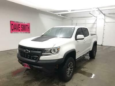 Ebay Advertisement 2019 Chevrolet Colorado Zr2 Crew Cab Short Box 2019 Chevrolet Colorado Zr2 Crew Cab Short B In