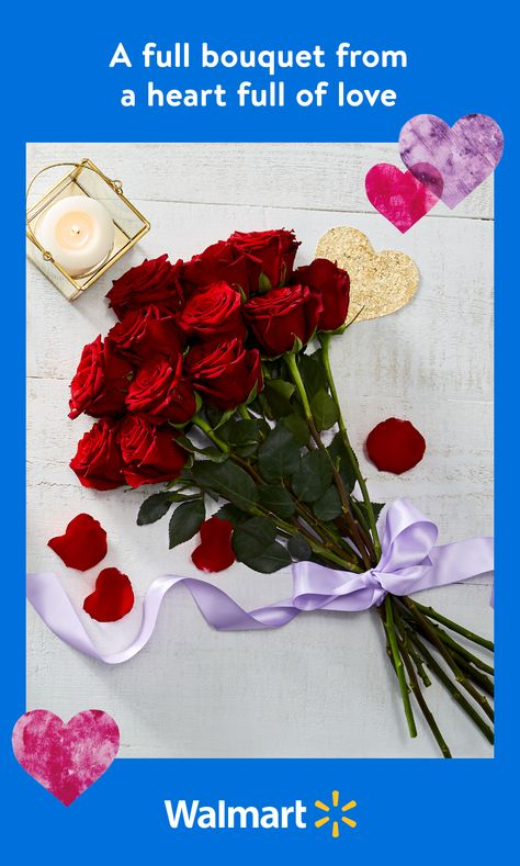 Get that special someone a gorgeous V-Day bouquet