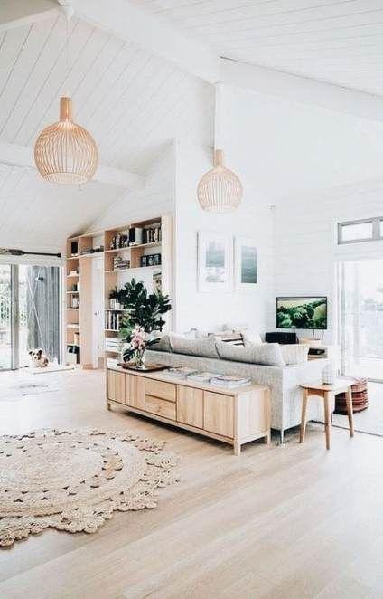 Super Living Room Wood Floor Rug Lights Ideas Livingroom