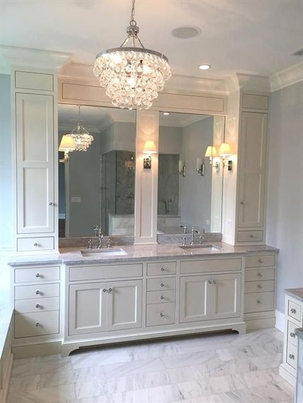 Ivory Master Bathroom Features A Robert