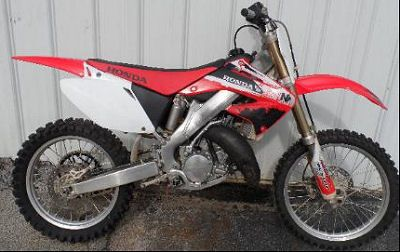 2004 Honda Cr 125r Dirt Bike 125cc Not The One In The Ad The