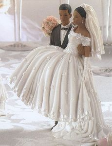 How To Find African American Wedding Cake Toppers