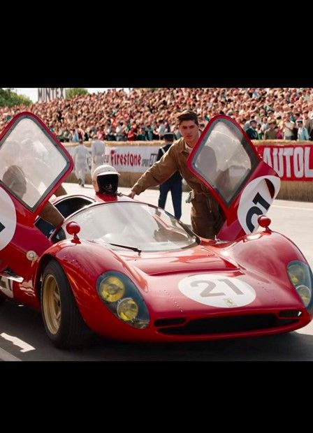 Ford V Ferrari P E L I C U L A C O M P L E T A Dvd Mega Latino 2019 Ferrari Ford Carroll Shelby