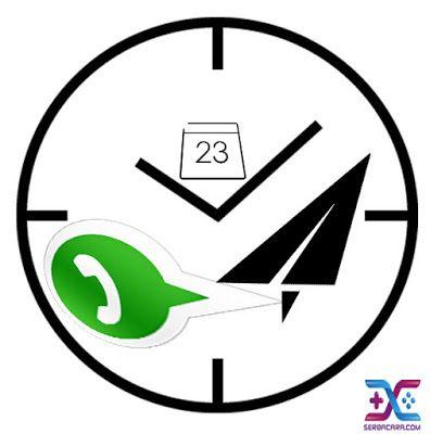 Cara Mengirim Pesan Otomatis Di Whatsapp Sesuai Jadwal Whatsapp Messenger Jadwal Kirim Pesan App Playstore Google Pesan Pesan Sms Aplikasi