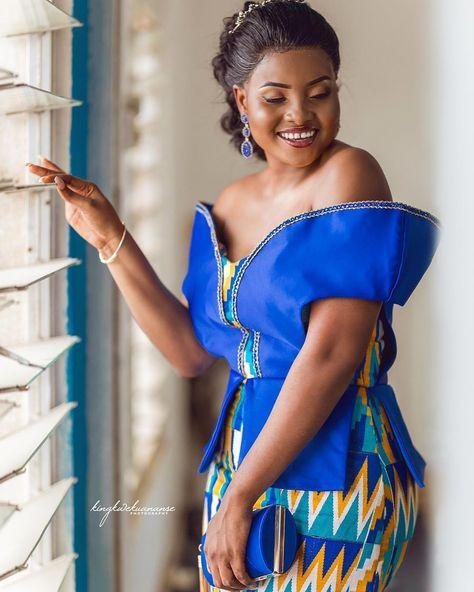 📸 Kwasi Asante Agyapong sur Instagram: Nana Konadu was simply flawless ❤️ ❤️ Bride @naidu_herself . Traditional Marriage Sam 💍 Konadu . #SK&NK #theDzegblors19 . 📸…