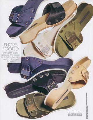 Pin by Rik Harris on Summer sandals | Dr scholls shoes