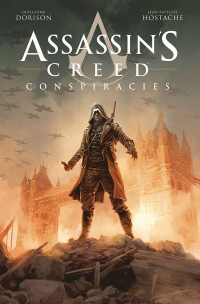 Assassins Creed Conspiracies 1 Of 2 Featuring A Brand New Assassin Set Against The Backdrop Of World Assassins Creed Assassin S Creed All Assassin S Creed