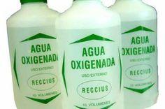 19 usos del agua oxigenada o peróxido de hidrógeno
