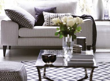Dfs French Connection Quartz Sofa Review Berkline Reclining Warranty Myriad 4 Seater Pillow Back Home Fabric Pillows
