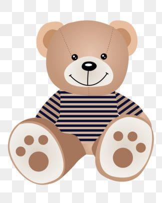 Juguete De Oso De Peluche Dibujado A Mano Imagenes Predisenadas De Peluche Juguete De Oso De Peluche De Dibujos Animados Juguete De Oso De Peluche Dibujado A Teddy Bear Doll Bear