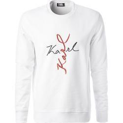 Karl Lagerfeld Sweatshirt Herren Baumwolle Weiss Karl Lagerfeldkarl Lagerfeld Sweat Shirt Ideas Of Sweat Shirt In 2020 Karl Lagerfeld Sweatshirts Graphic Sweatshirt
