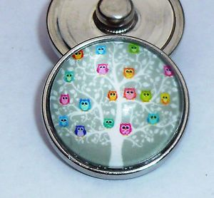 Snap It Button Charm Fit Ginger Snaps Style Jewelry **We Combine Shipping**