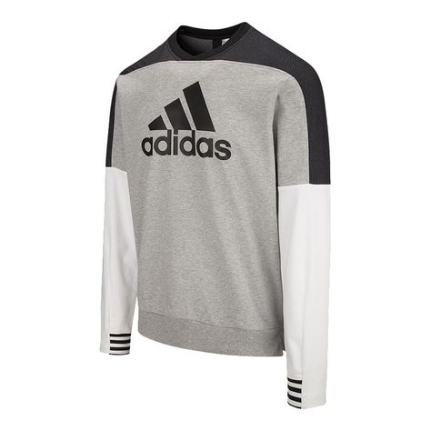 adidas Men's Sport ID Crew Sweatshirt | Products in 2019