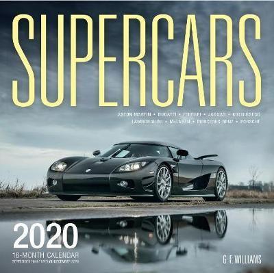 Supercars 2020 Calendar Editors Of Motorbooks In 2020 Super Cars Calendar Books To Read