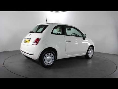 Fiat 500 1 2 Pop Start Air Conditioning Spare Key In White With 24 000 Miles On The Clock Click Here To See The Full Listing Fiat 500 Fiat Used Cars