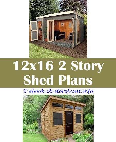 9 Inspired Clever Tips 6 X 12 Garden Shed Plans Bike Shed Plan Modern House Plans With Shed Roof Greenhouse Garden Shed Combo Plans Modern House Plans With She