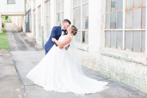 Gorgeous Bride And Groom Wedding Day Moment Southern Bleachery Jenny Williams Photography