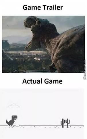27 Pterrible Dinosaur Memes That Are Pure Dino Mite Gaming Memes Memes Funny Memes