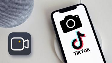 How To Do Tiktok Screen Recording Save Your Valuable Moments Save Yourself Screen Play The Video