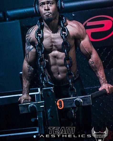 npc Steven Lionheart #ifbb #fit...