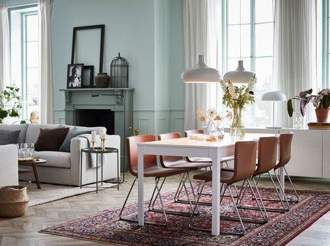 Et bord til 2, 4 eller 6 en 2019 | Muebles de comedor ...
