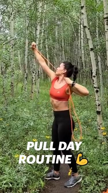 PULL DAY ROUTINE💪