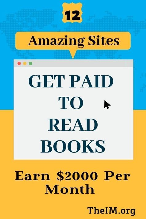 Get Paid To Read Books : 12 sites to checkout in 2020