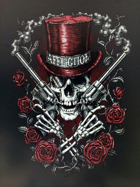 affliction-tshirt-art