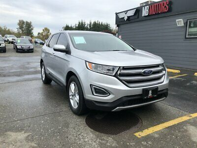 Ebay Advertisement 2016 Ford Edge Sel 2016 Ford Edge Sel In 2020