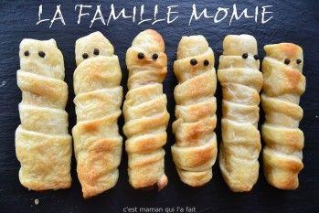 momie en saucisse de pate feuilletée (3)
