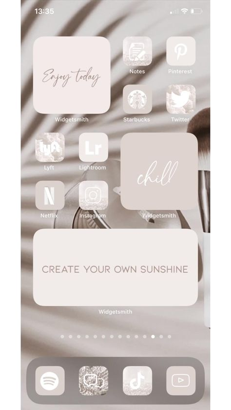 Aesthetic App Icons iOS14 All Colors All Tones All Styles Unique Home Screen