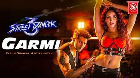 Garmi Song Mp3 Download Badshah Neha Kakkar Street Dancer 3d 2019