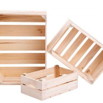 1001 caisses caisse bois