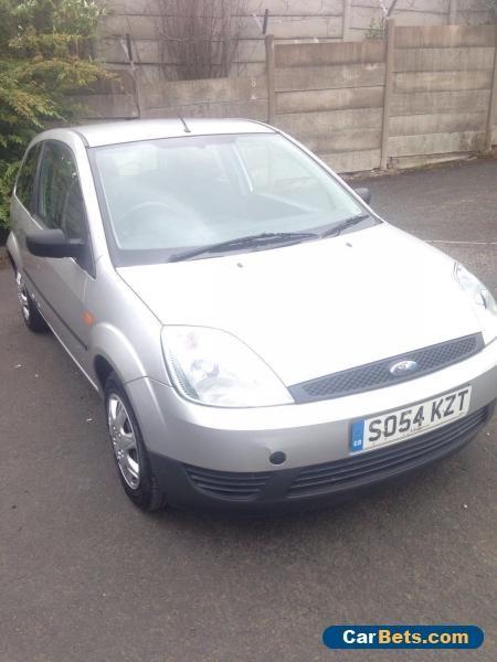 Ford Fiesta 1.25 2004 LX (silver colour) petrol three door manual #ford #fiesta #forsale #unitedkingdom