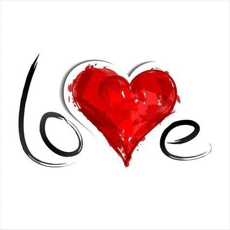 love heart artwork - #artwork #heart #love
