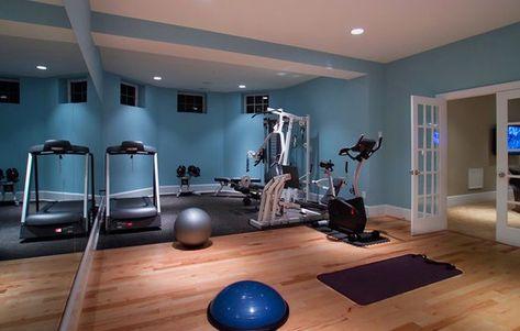 20 best Gym Designs images on Pinterest Gym, Gym design and - fitnessstudio zuhause einrichten