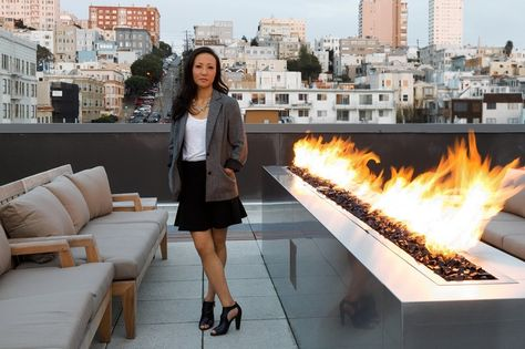 In San Francisco, Jaime Cruz bought a unit in Amero, a building that includes a...