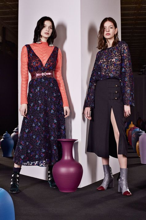 See the complete Tanya Taylor Fall 2017 Ready-to-Wear collection.