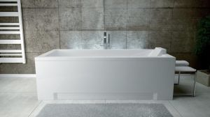Cada Rectangulara Besco Modern 120x70 Modern Bathtub House Design