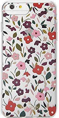 official photos 88535 4d3d5 Amazon.com: Kate Spade New York Jeweled iPhone 7 Plus / 8 Plus Case ...
