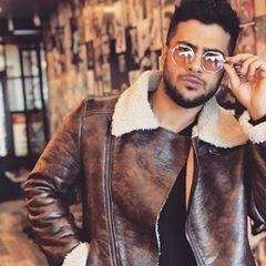 Meraba Reymen Ben Instagram Handsome Men Round Sunglasses