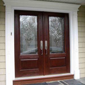 Exterior Window And Door Trim Ideas Craftsmantrimideas Door Exterior Ideas Trim Wind In 2020 Handwerker