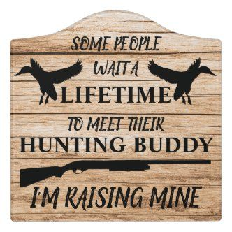 Baby shower gifts Little Boy Signs Nursery Signs Wooden Signs Hunt and Fish Signs